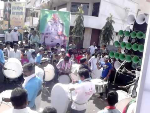 JB Dj dhumal Taj Sandal kamgaar caloni I.T parg rod Nagpur