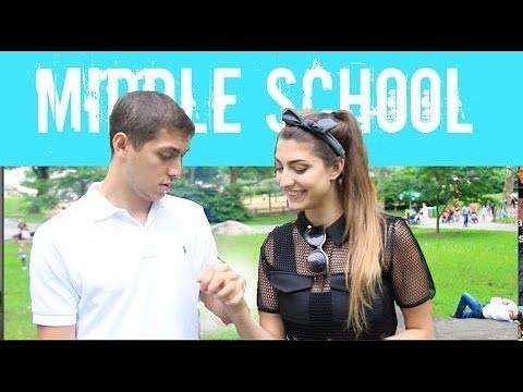 Middle School Vs. High School RELATIONSHIPS!