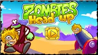 Zombies Head Up Full Game Walkthrough (All Levels)