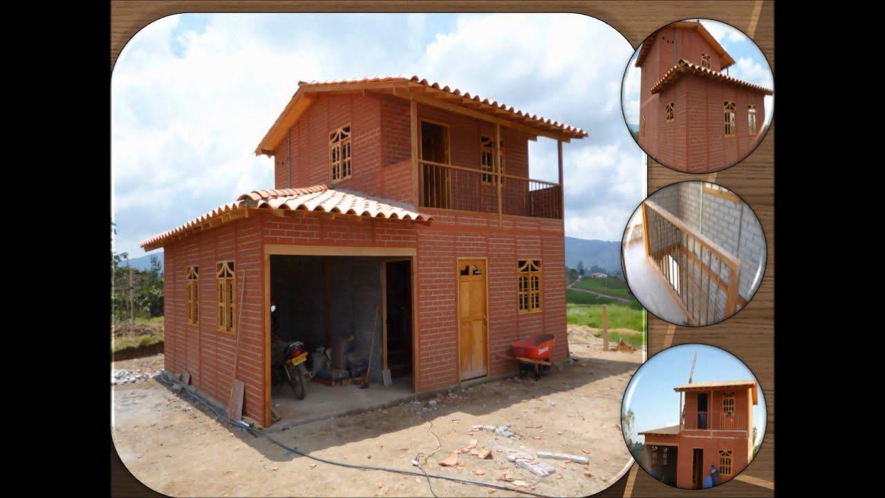 Catalogo de casas prefabricadas 2 niveles youtube for Catalogo casas prefabricadas
