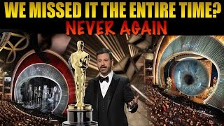 quite scary you wont see oscars same way again 100 bust dolby theatre exposed