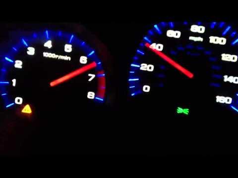 2005 Acura TL 6 speed 0-60