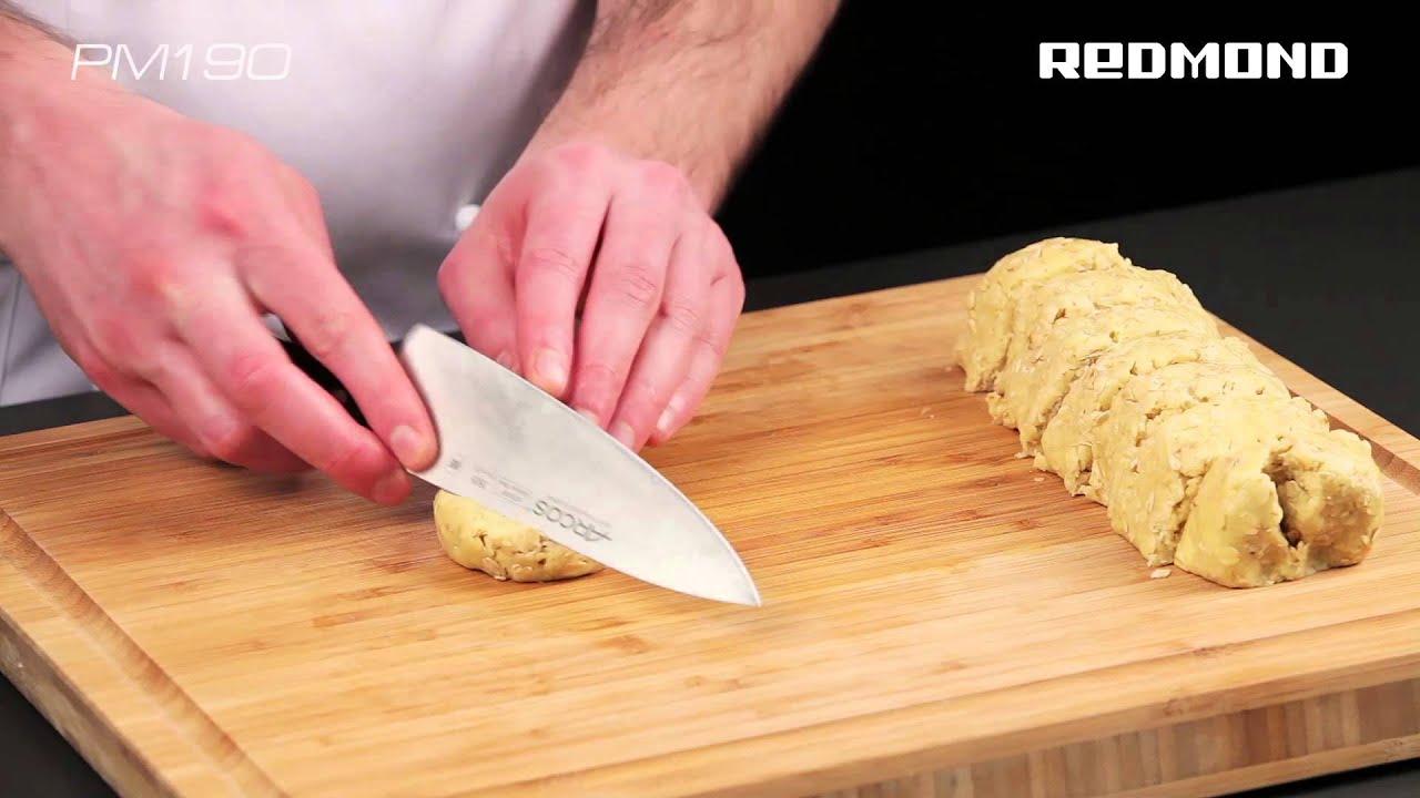 рецепты печенья в мультиварке редмонд