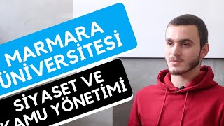 Marmara Üniversitesi - Siyaset Bilimi ve Kamu Yönetimi (Fransızca) | Hangi Üniversite Hangi Bölüm Video