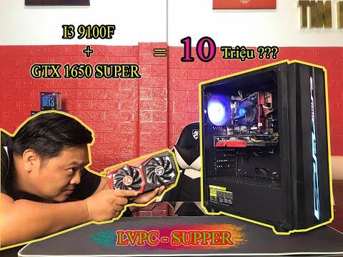 Review PC 10 Triệu Đồng | All New 100% Đỉnh Tới Cỡ Nào ???