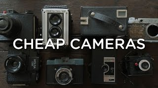 THE CHALLENGE OF CHEAP CAMERAS