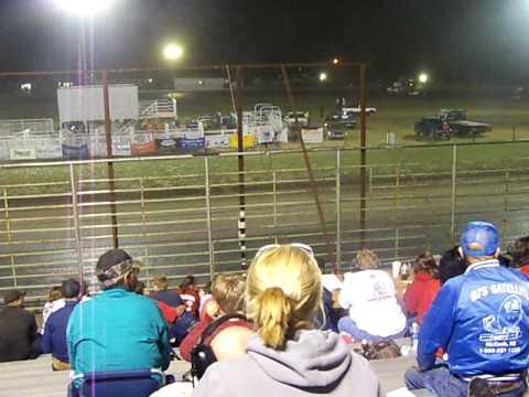 URSS Restart at McCook, Speedway 2008