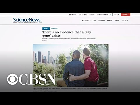 Study On Genetic Links To Sexual Orientation Finds No