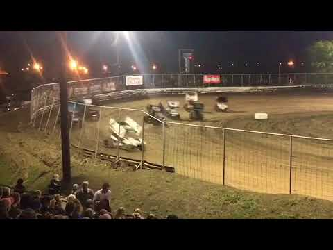 World of Outlaws 4/20/18 Riverside International Speedway
