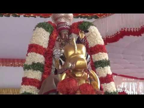 Sri Vedantha Desikar Devasthanam 2018 Hamsa Vahanam
