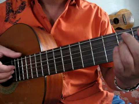 Hasta Siempre Comandante Cover (with guitar chords and lyrics)