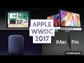 Nuovi iPad Pro, iMac, iMac Pro e HomePod - iOS 11 & macOS High Sierra | Apple WWDC 2017