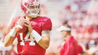 Alabama - Jake Coker -