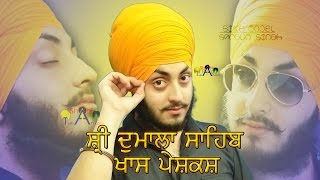 Repeat youtube video Dumalla Dastar | Dumala Sahib | With Whole detail ...