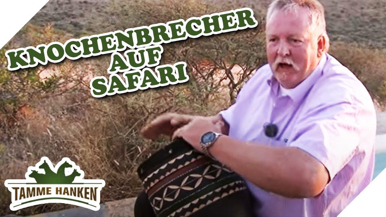 Neues vom Knochenbrecher: Der Pferdeflüsterer in Afrika | 2/2 | Tamme Hanken