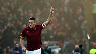 2 гола Тотти за 2 минуты! (Рома 3-2 Торино)