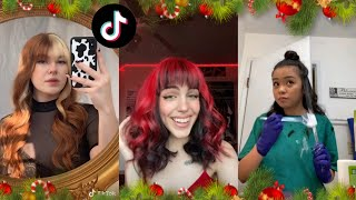 TIKTOK HAIR TRANSFORMATION ~ part 5