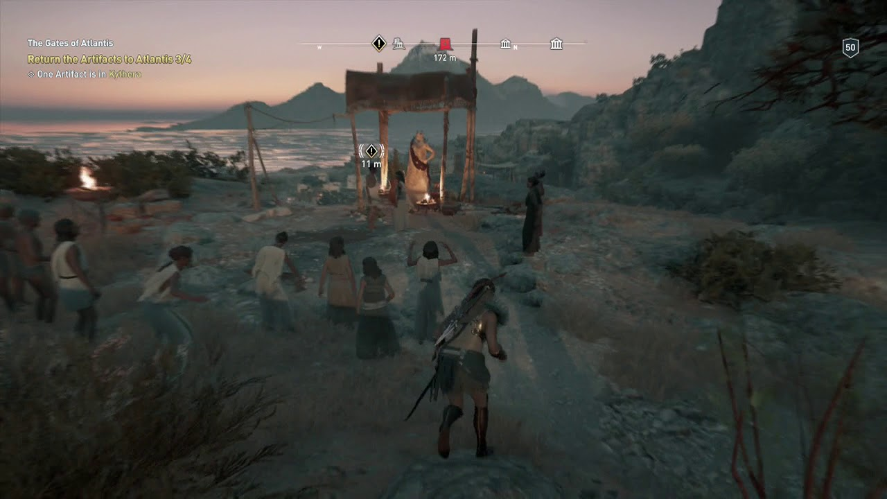 Assassins Creed Odyssey Artefakt Messara Assassin S Creed