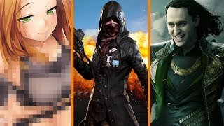 Uncensored Steam Game Is CENSORED + PUBG on PS4?  + Marvel Cinematic Universe Coming To Streaming
