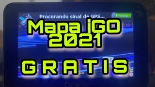 GPS IGO8-IGO AMIGO IGO PRIMO MAPAS ATUALIZADOS 2019/2020 Tom.Tom