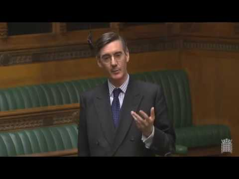 Jacob Rees-Mogg's speech in defence of press freedom