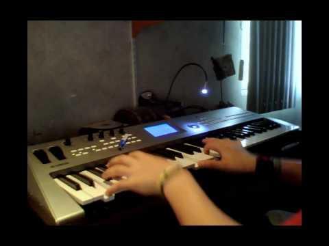 Ves - Sin Bandera - Cover Piano Instrumental (karaoke) By David G.