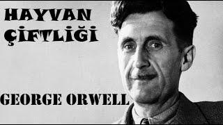 Hayvan Çiftliği George Orwell sesli kitap tek parça Ömer DEMİREL