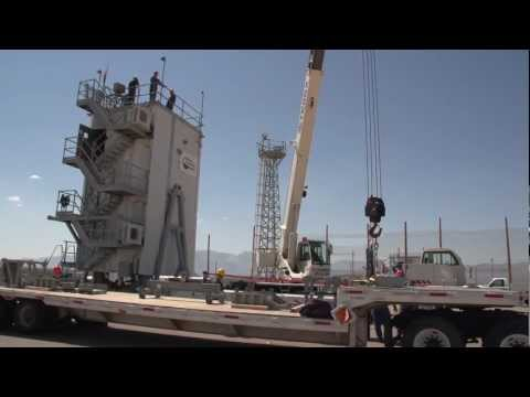 Loading Standard Missile 6 Into Vertical Launch System