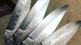 TVJ Hunter blades