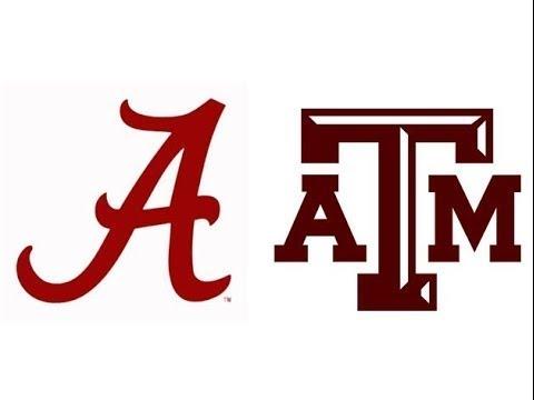 2017 #1 Alabama at Texas A&M (Highlights)