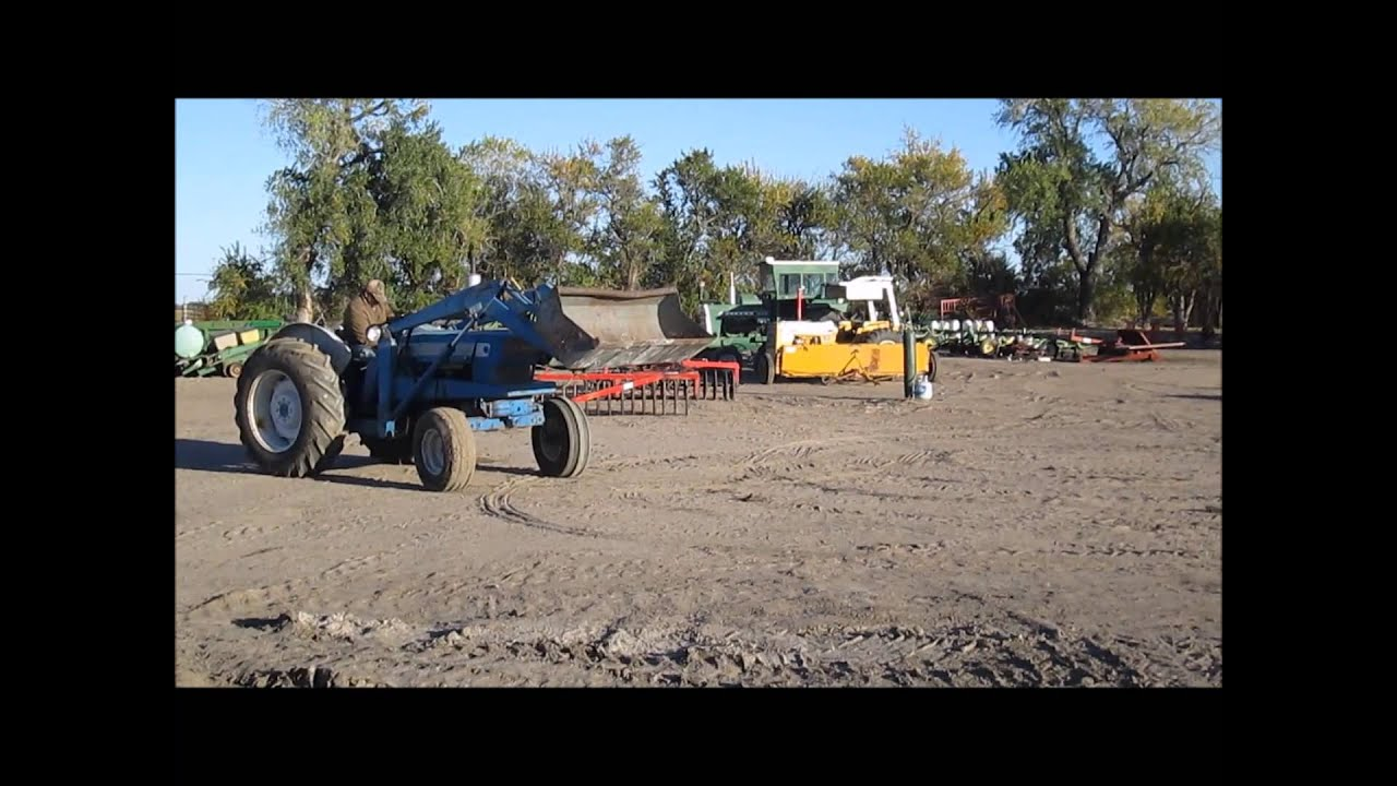 Ford Tractor Pto No 1962 : Ford tractor for sale sold at auction november