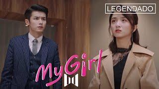 【Legendado PT-BR】 Meng Hui Esqueceu Que Está Doente 😲 My Girl 20