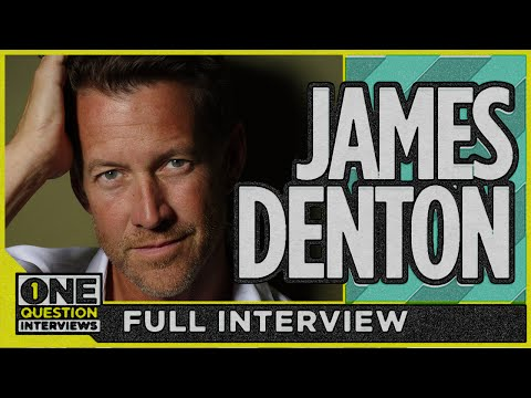 Why isn't James Denton on any social networks?