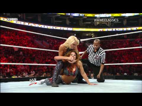 Mickie James vs. Maryse - July 26, 2009