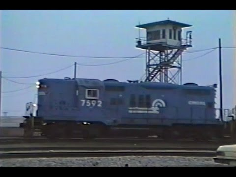 Trains of Toledo - December 28 1991