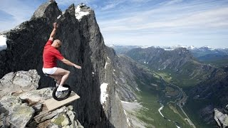 Compilation of Stunts ( people are awesome )