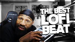 i made the best lofi beat!! (making a lofi beat in fl studio)