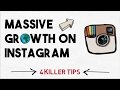 How To Grow An Instagram Account From Scratch SUPER FAST - 4 Killer Tips