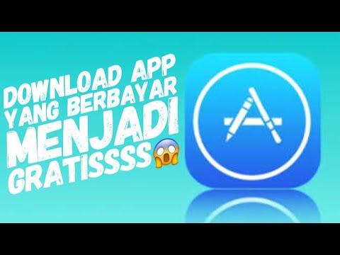 Free Cara Mudah Download Aplikasi Berbayar Di Appstore Menjadi Gratis Ipad Iphone Ios Youtube