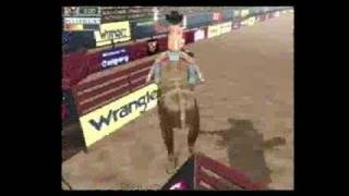 Professional Bull Rider 2 PC Games Gameplay_2000_09_21