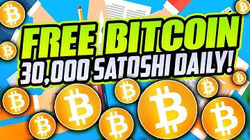 EARN EASY 30,000 SATOSHI (BTC) DAILY