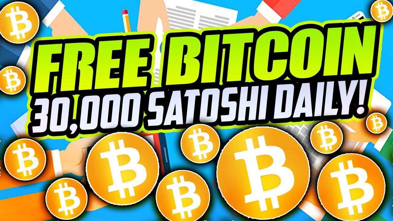 Free satoshi mining online