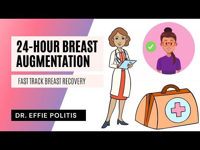 What is the fastest way to recover from breast augmentation?
