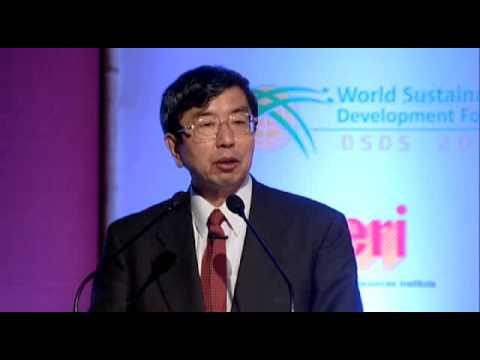 DSDS14: Mr Takehiko Nakao, Asian Development Bank