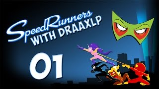SpeedRunners With Friends / Ep 01 / I am BAD