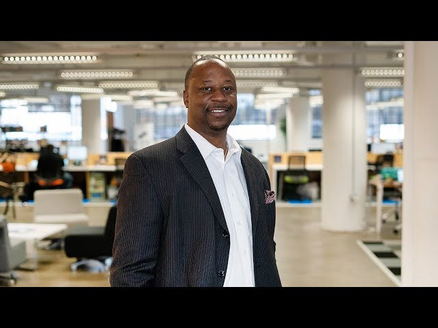 Detroitisit & Ford Motor Company | A Video Series. First up Paul Riser of TechTown Detroit