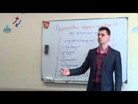 Тренинг профессиональных продаж — Ребрик Сергей — быстро