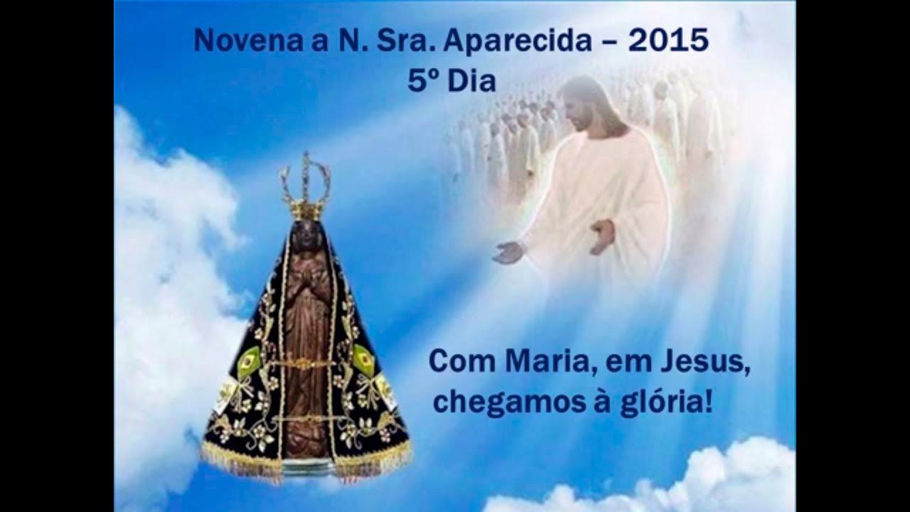 Novena De Nossa Senhora Aparecida: Maria: Mãe E Missionária Do Pai Com Jesus