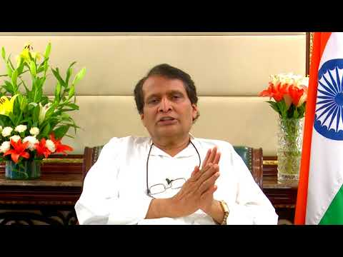 Suresh Prabhu, Minister of Commerce and Industry, Civil Aviation, Government of India