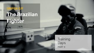 homepage tile video photo for Training to fly Gripen - part 3